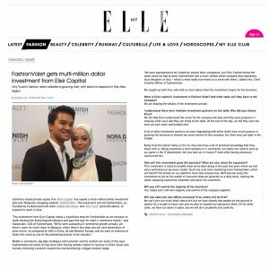 Elle Malaysia - March