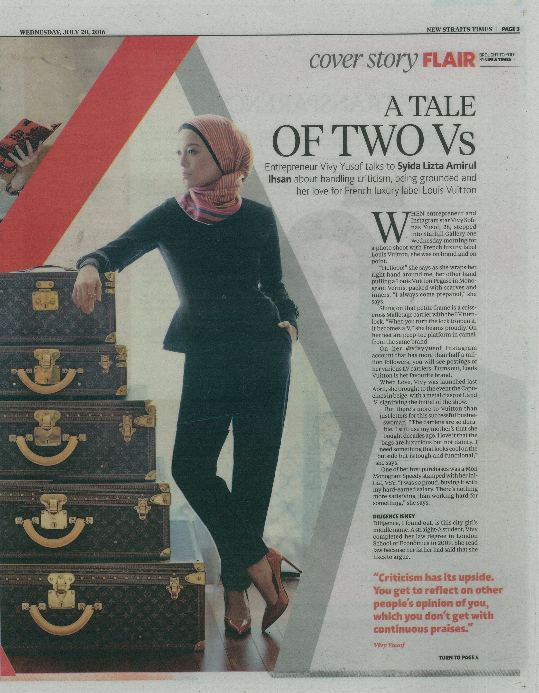 The New Straits Times - July